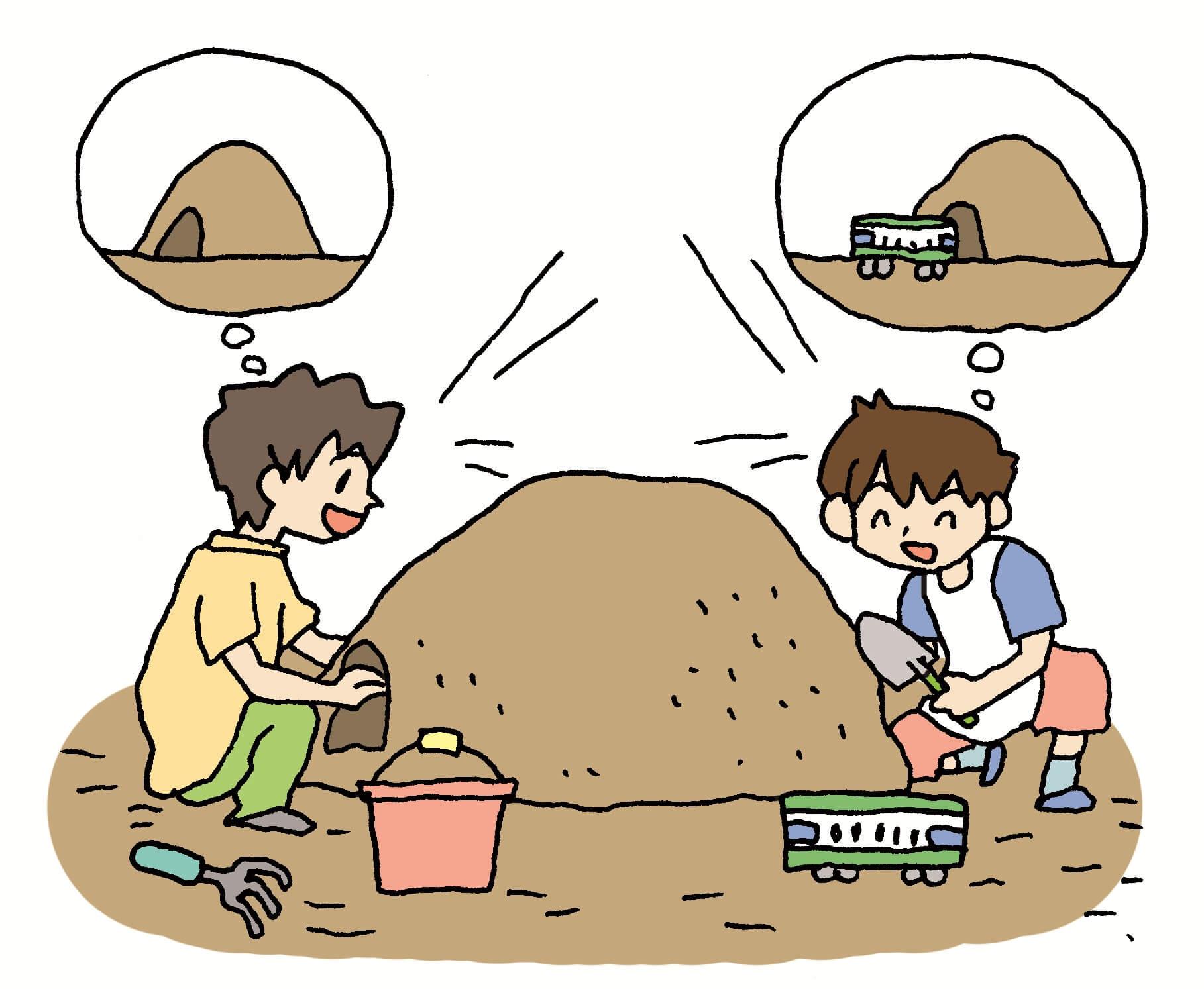 「お友達と、一緒につくる」のと、「一人で音楽を聴く」のと、どっちが好き?_003_01