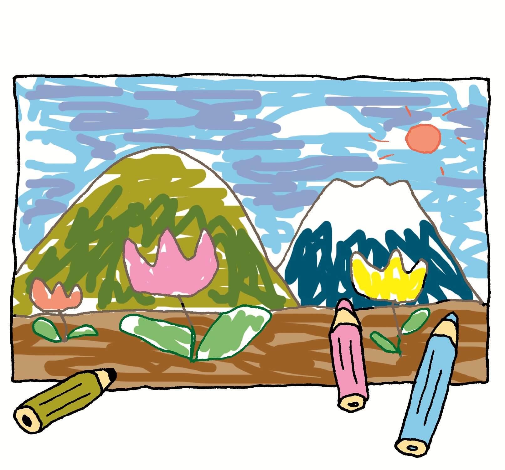 「ごっこ遊び」と、「絵を描く」のと、どっちが好き?_012_02
