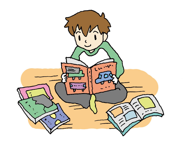 「静かに本を読む」と、「みんなで運動する」のと、どっちが好き?_014_01